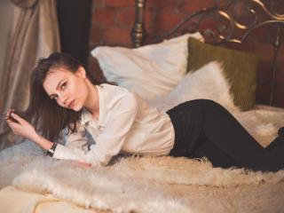 Voir le liveshow de  DaniellaCool de Xlovecam - 19 ans - Im sweet girl with a infinite universe inside. intelligent and charming.