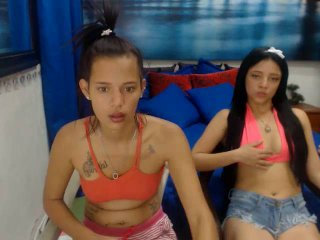 Voir le liveshow de  HardCandyPussy de Xlovecam - 19 ans - There is nothing that we do not like, we love to please you in what you want, we love sex a ...