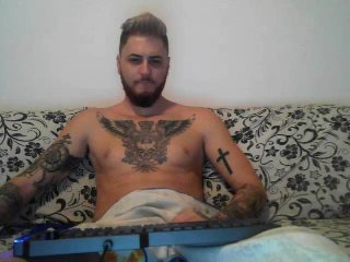 Voir le liveshow de  InkBody de Xlovecam - 26 ans - Hello my name is David and want know a lot of people here and have a good reason to vote me