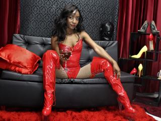 Enjoy your live sex chat KandyProLust from Xlovecam - 22 years old - Ebony thin lady with pretty smile